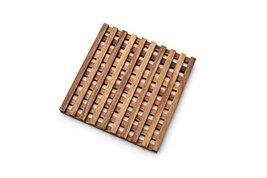 Ironwood Gourmet 28636 Venetian Trivet, 10 x 10 x 1 inches, Brown image 2