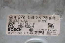 Mercedes Engine Control Unit Module ECU ECM A2721535579 A-272-153-55-79 image 5