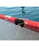 Brocraft Fender Cam Cleat Tracker Boat Versatrack System/Lund Sport Trac... - $23.34