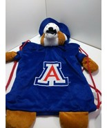 Wilbur U of A Wildcats forever String Backpack Plush - $27.70