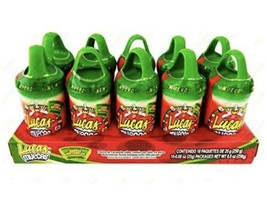 Lucas Muecas sandia  watermelon Lollipop W/Chili Powder Mexican Candy 10... - $13.50