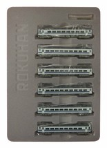 """Rokuhan T006-3 Z Scale JR Series 14-700 Limited Express """"Europia"""" 6 Cars... - $189.30"""
