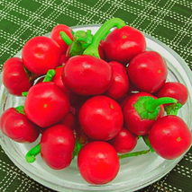 20pcs Szechwan Red Round Pickled Hot Chili Vegetable Seeds,Delicious Edible IMA1 - $14.05