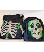 Vintage Collegeville Skeleton Halloween Costume - $45.00