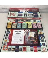 Hasbro Parker Brothers 2006 ESPN Ultimate Sports Fan Monopoly Game Complete - $23.69