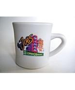 Valox Joe Camel Joe's Diner Coffee Mug Cup  - $9.85