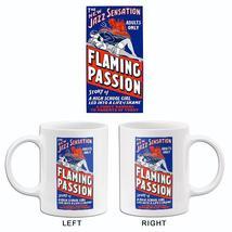 Flaming Passion - 1923 - Movie Poster Mug - $23.99+