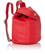MARC BY MARC JACOBS Totally Turnlock Backpack, red, medium size - $127.71