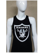 Classic Raiders Logo Tank Top / Oakland CA Football NFL - $14.99