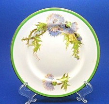 "1938 Royal Doulton Glamis Thistle 6 inch Bread Plate  - Signed Curnock - 6 1/4"" - $9.50"