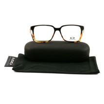 Oakley Confession Eyeglasses OX1128 0152 Black/Tortoise Demo Lens 52 15 142 - $87.25