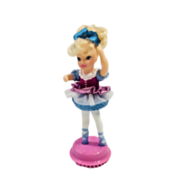 Mattel Girl Doll Toy Figure My First Disney Princess Ballet Magnetic Cin... - $5.64