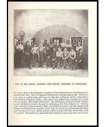 New York 69th Irish Regiment Prisoners Charleston Harbor Civil War Print - $18.99