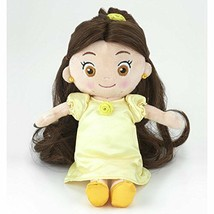 Disney Hair Make Plush Doll Beauty And The Beast Bell Limited Japan - $56.09