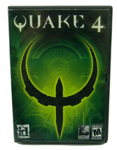 Quake 4 PC Game 4 Disc Set, Activision 2005 - Complete With Product Code - $9.99