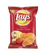Lays Spanish Tomato Tango Potato Chips 52 grams, India - $5.91
