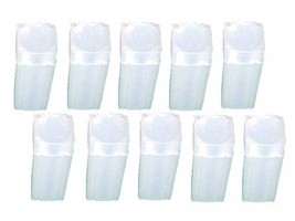 Nickel Square Coin Tube Storage, Numis Brand, 21.2mm, 10 pack - $7.92