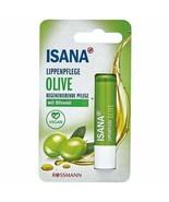 ISANA OLIVE lip balm/ chapstick -1 pack -FREE SHIPPING--VEGAN-- - $7.47