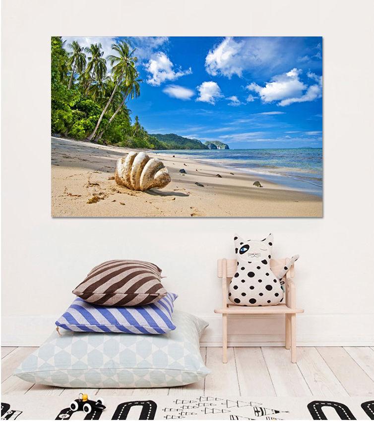 3d strand shell 332 fototapeten wandbild bildtapete familie ajstore de wallpaper murals - Wandbild familie ...