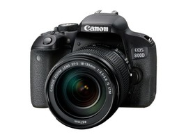 Canon EOS 800D DSLR Camera with 18-135mm Lens - $978.97