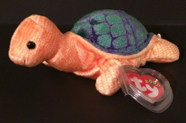 TY BEANIE BABIES 2000 COLLECTIBLE 4303 – Peekaboo the Turtle – RETIRED -... - $9.41