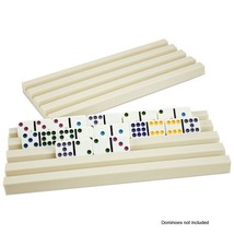 Set of Two Plastic Domino Trays by Brybelly - $15.45