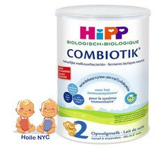HiPP Dutch Stage 2 Bio Combiotic Follow On Formula 12 Cans 800g Free Shipping - $467.95