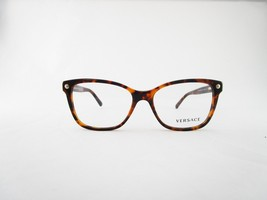 32ef61d400995 Versace MOD3190 5074 Optical Frame Havana Square Eyeglasses - ₨5