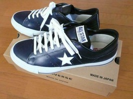 Converse One Star Japan Navy Us 8 26.5 Cm Men 8US - $437.17
