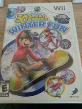 Nintendo Wii Family Party: 30 Great Games Winter Fun ~ COMPLETE image 1