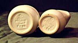 Pfaltzgraff Cream and Sugar Canister USA AA20-2131d Vintage image 4