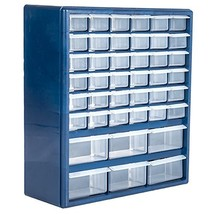 Stalwart Deluxe 42 Drawer Compartment Storage Box - $783.10