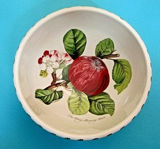 """Pomona By Portmeirion 5 3/8"""" Bowl The Hoary Morning Apple 1980's New Old... - $34.65"""