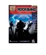 ROCK BAND Drums Playalong Book / CD Vol 20 [Sheet music] - $16.45