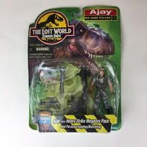 1997 Kenner Jurassic Park AJAY Game Stalker Lost World Figure Sealed Series 2 - $197.01