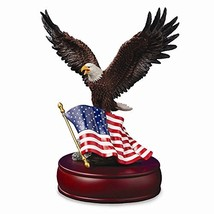 American Eagle Muscial Figurine by The San Francisco Music Box Company - $82.04