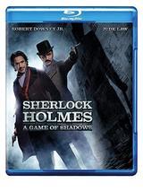 Sherlock Holmes: A Game of Shadows (Blu-ray + DVD)