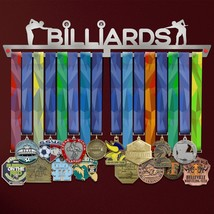 Billiards Medal Hanger Display - $45.69