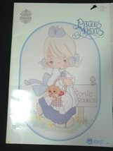 Precious Moments Cross Stitch Books Patterns Lot of 3 - $12.82