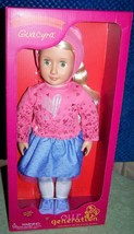 """Our Generation GUACYRA 18"""" Doll New - $40.47"""