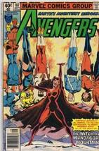 Avengers #187 ORIGINAL Vintage 1979 Marvel Comics Origin of Darkhold - $29.69
