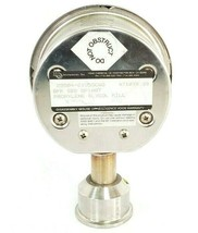 3D INSTRUMENTS 25504-21U55CWG PRESSURE GAUGE, GFK SBD GP1007, 471078 39, 0-15PSI image 2