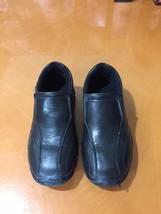 Boys Kids Deer Stag Black Slip On Shoes Loafers Size 12M 12 Medium - $9.79