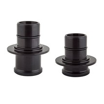 DT Swiss 12 x 100mm Thru Axle End Caps, Fits 350 15 x 100mm Front Hubs