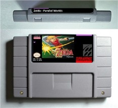 The legend of Zeldaed Series Games-RPG Game Cartridge Battery Save US Ve... - $21.99