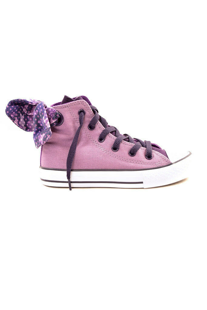 Converse Junior CT Bow Back HI 649971C Dusty Lilac Size US 6 - $57.19