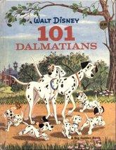 Walt Disney 101 Dalmatians - A Big Golden Book [Hardcover] Carl Buettner and Wal
