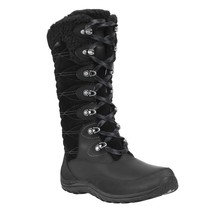 Timberland Women's Willowood Insulated Waterproof Black Boots Style #5847A - $1.898,07 MXN