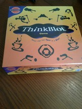 Pictionary ThinkBlot game What Can You Spot in Blot Thinkblot NEW SEALED... - $14.01