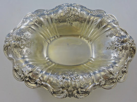 Francis I by Reed & Barton Sterling Silver Vegetable Bowl Oval Footed #X566F - $945.25